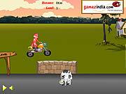 Jumpy Ride