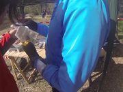 Orienteering Race El Pardo
