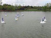 Laser - Geezer Gatta Race