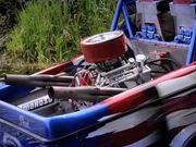 Sling Shot Race Team - Sprint Boat Video