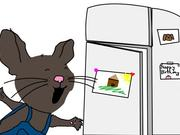 """If You Give Give a Mouse a Cookie"" Animation"