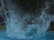 Pool Slow Jump