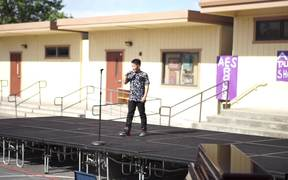 2016 Talent Show with Monty