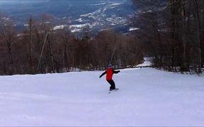 Oskar 2011-2012 Snowboarding Season Recap