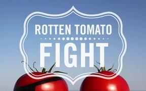 Tomato Romp Videos: Tomato Fight