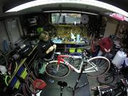 Cyclocross race prep for Koksijde