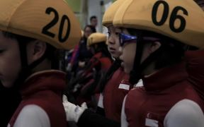 Race 17 Midget Men and Ladies 777m