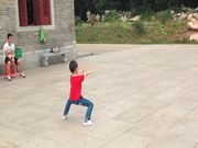 Kung Fu Kid Foshan - March 2015