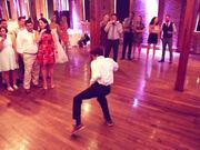 Kid Dancing To Billie Jean At A Wedding