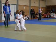 Judo Competition Litlle Kids