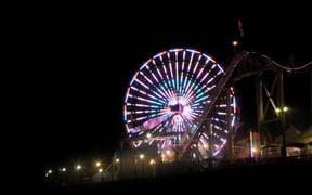 Ferris Wheel Lights