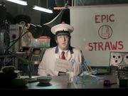 Cravendale Commercial: Straws Advert