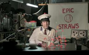 Cravendale Commercial: Straws Advert