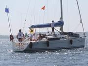 August Punta Cat Class A sailing Race