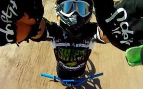MONKEYS FILM - GONZALO BAZAN BMX RACE
