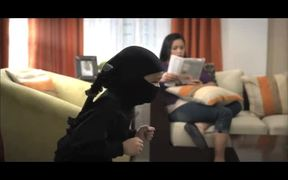 """2011 KFC """"Ninja Kid"""" Commercial"""