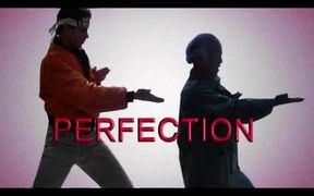Promo For TV Series Karate Kid-II and III