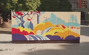 Tikkurila Commercial: The Four Seasons' Project