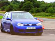570BHP MK4 R32 Turbocharged