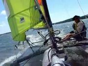Catamaran Hobie Cat 16