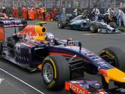 F1 2014 Australian Grand Prix Highlights