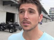 Motorcycles at Indianapolis Motor Speedway