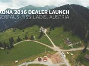 2016 Kona EU Dealer Launch