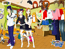 Boy And Girl Dress Up Game - Play online at Y8 com