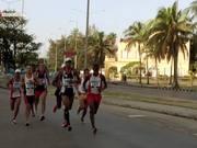 2012 Havana Marathon (Marabana)
