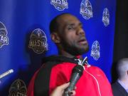 LeBron James Interview - My Inspiration
