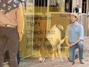AA Insurance Commercials: Horse, Milks, Scuba