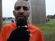 Departementaux de Cross 2013 : Mohamed Serbouti