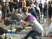Ontario University Indoor Dragon Boat