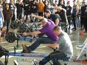 Ontario University Indoor Dragon Boat