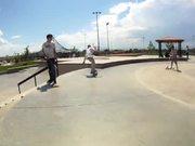All-Star Adventures Colorado Skateboard Tour