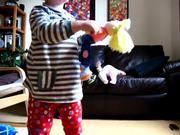 Julia Dancing Ladytron