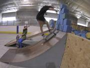 Zero Gravity Skate Park Skateboarding