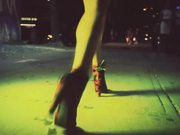 Stuart Weitzman Ad: Walking After Midnight