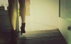 Stuart Weitzman Ad: Walking After Midnight