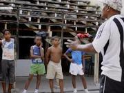 Sport Kids Boxing in Havana