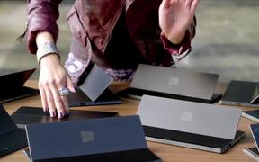 Microsoft Video: Movement