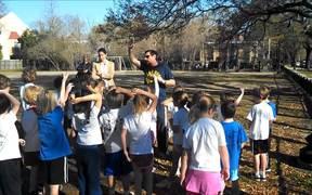 EB's Running Race, 1st & 2nd Grades