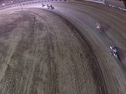 California Flat Track Aerial Edit