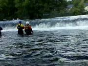 Liffey Descent 2011: Lucan Weir