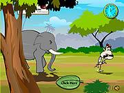 Haathi Nahin Mera Saathi - Elephant Chase