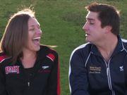 Christine & Aaron Worby Amazing Race