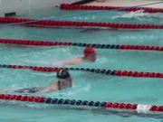Abbey's 100m Butterfly