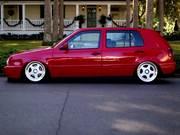 Car Features | Danny's Super Clean VW Golf MK3