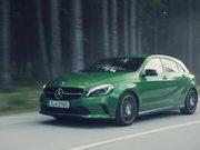 Mercedes A-Class Long Version