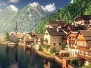 Seasons, Lake Hallstatt